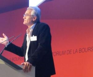 """Conférence d'André Comte-Sponville :""""Changer pour durer"""""""