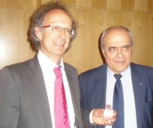 Philippe Cahen lauréat de la 17ème édition du prix IEC