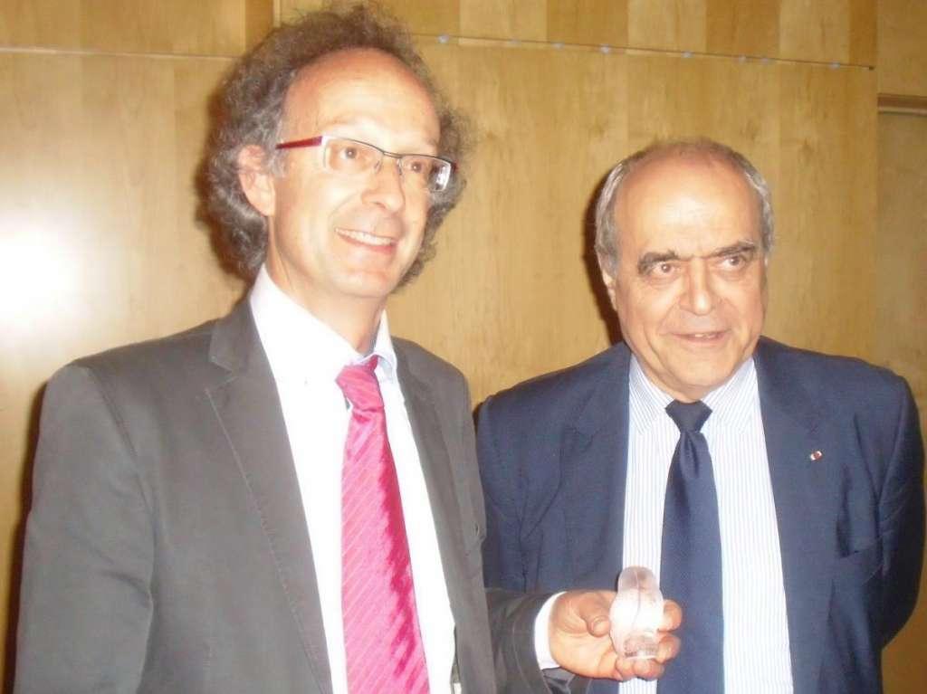 Philippe Cahen et Alain Juillet_0