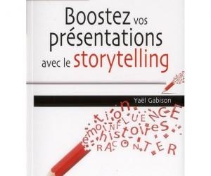 Yaël Gabison exhume nos présentations avec le Storytelling,