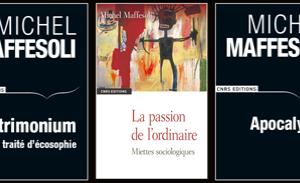 Dédicaces de Michel Maffesoli au Salon du Livre 2012