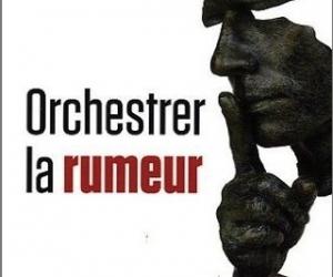 """Dédicace de Laurent Gaildraud pour """"Orchestrer la rumeur"""" le 13 mars 2012"""